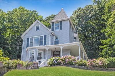 Piermont Single Family Home For Sale: 221 Hudson Terrace