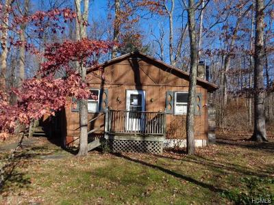 Cuddebackville Single Family Home For Sale: 6 Charles Road