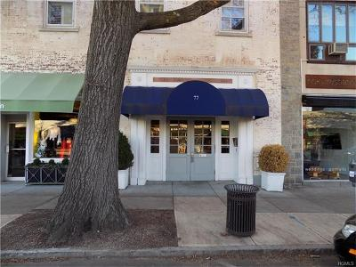 Bronxville Commercial For Sale: 77 Pondfield Road #2F4