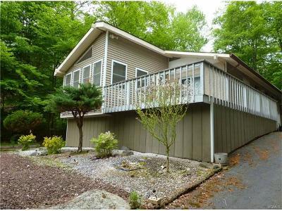 Monticello Single Family Home For Sale: 176 Lake Shore Drive