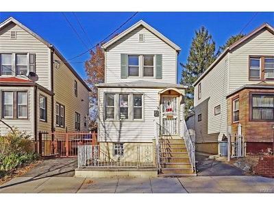 Bronx Multi Family 2-4 For Sale: 2123 Quimby Avenue