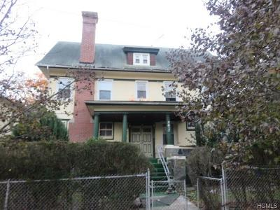 Mount Vernon Single Family Home For Sale: 262 East 4th Street