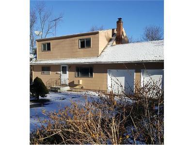 Single Family Home For Sale: 15 Badger Street