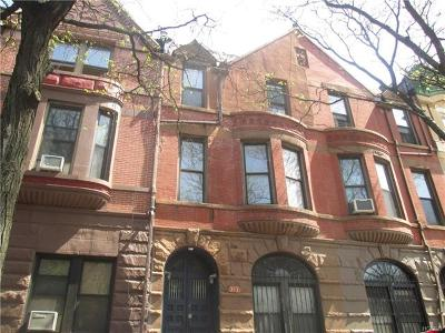 New York Single Family Home For Sale: 311 West 138th Street