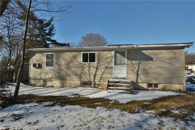 Nanuet Single Family Home Sold: 6 Clark Drive