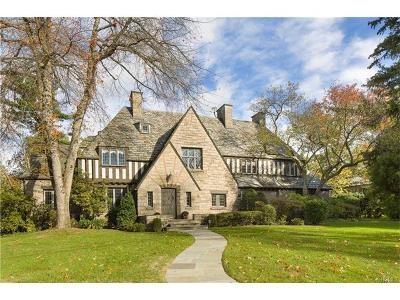 Bronxville Single Family Home For Sale: 3 Westway