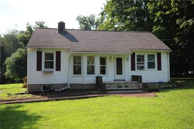 Washingtonville Single Family Home For Sale: 345 Toleman Road