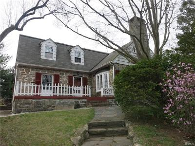 Yonkers Single Family Home For Sale: 35 Iroquois Road