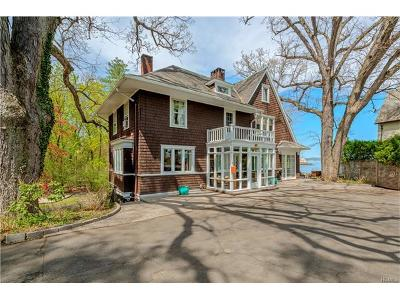 Nyack Single Family Home For Sale: 11 Voorhis Point