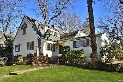 Larchmont Single Family Home For Sale: 3 Concord Avenue