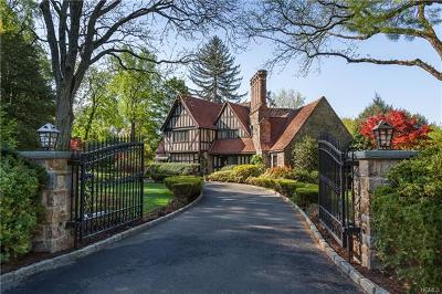 Bronxville Single Family Home For Sale: 274 Pondfield Road