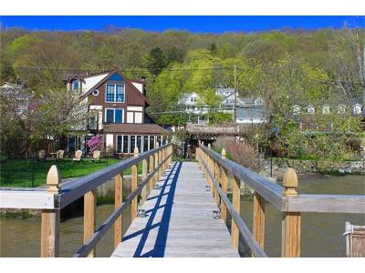 Piermont NY Single Family Home For Sale: $1,099,000