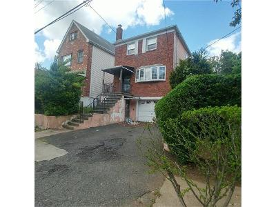 Yonkers Single Family Home For Sale: 105 Hart Avenue