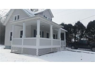 Pleasant Valley Single Family Home For Sale: 1676 Main Street