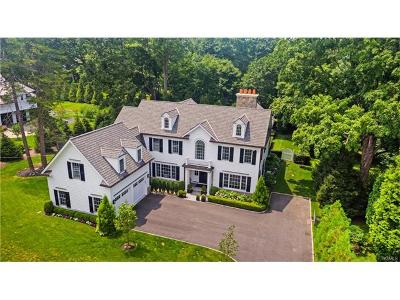 Rye NY Single Family Home For Sale: $5,195,000