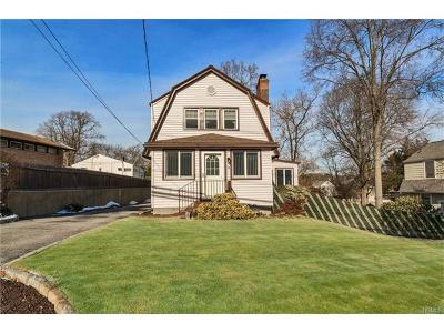 White Plains Single Family Home For Sale: 14 Archer Avenue