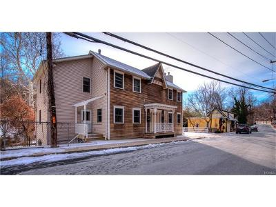 Piermont NY Multi Family 2-4 For Sale: $545,000