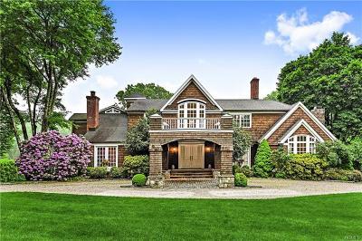 Pound Ridge Single Family Home For Sale: 23 Fox Hill Road