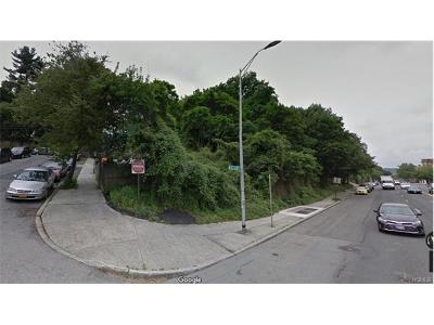 Yonkers Residential Lots & Land For Sale: 148-146 Yonkers Avenue