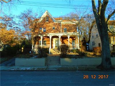 Sleepy Hollow Multi Family 2-4 For Sale: 30 New Broadway