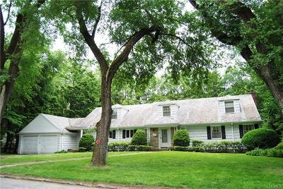 Scarsdale NY Single Family Home For Sale: $1,675,000