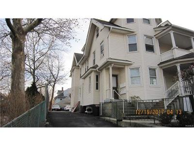 White Plains Multi Family 5+ For Sale: 207 Central Avenue