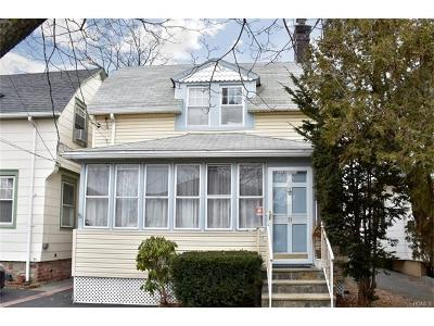 Westchester County Single Family Home For Sale: 31 Second Avenue