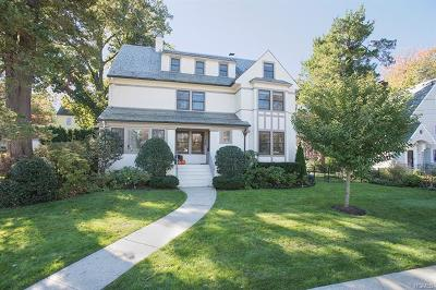 Larchmont Single Family Home For Sale: 23 Maplewood Street