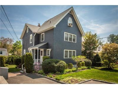 Westchester County Single Family Home For Sale: 58 Holly Place