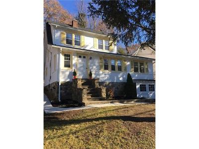 Westchester County Single Family Home For Sale: 175 Kensico Road