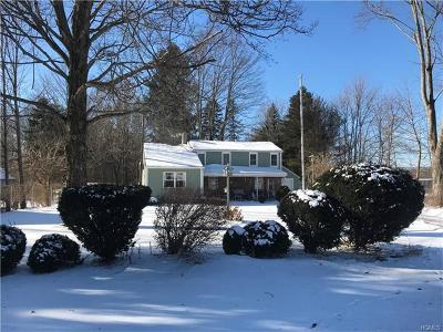 Wallkill NY Single Family Home For Sale: $224,900