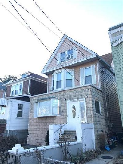 Yonkers Single Family Home For Sale: 47 Sterling Avenue