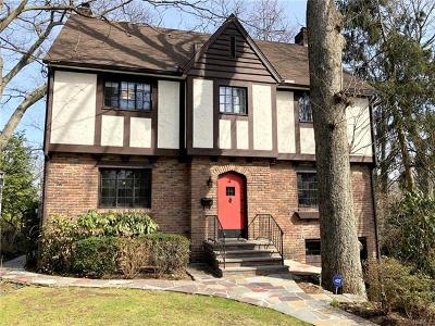 Larchmont Single Family Home For Sale: 4 Birchfield Road