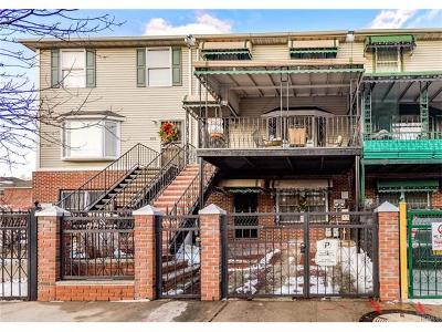 Multi Family 2-4 Sold: 693 East 142nd Street