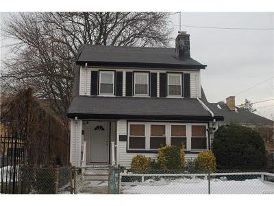 Mount Vernon Single Family Home For Sale: 347 South Columbus Avenue