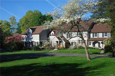 Katonah Single Family Home For Sale: 121 Cantitoe Street