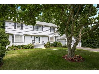 Scarsdale NY Single Family Home For Sale: $1,150,000