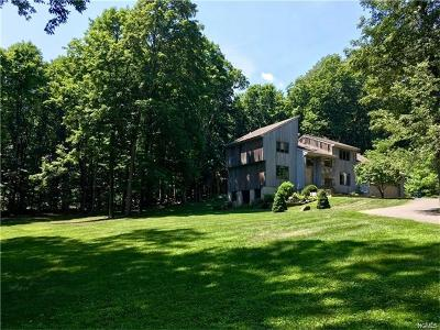 Somers Single Family Home For Sale: 37 Butler Hill Road