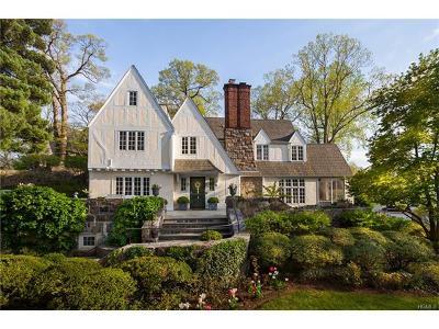 Bronxville Single Family Home For Sale: 12 Masterton Road