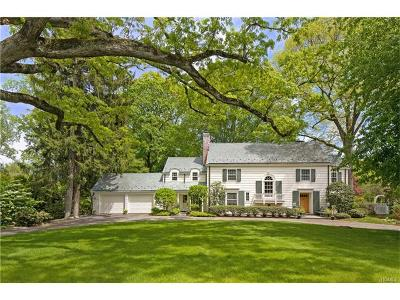 Rye Single Family Home For Sale: 4 Boxwood Lane