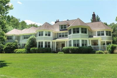 Pound Ridge Single Family Home For Sale: 9 Miller Road