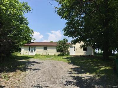 Lagrangeville Multi Family 2-4 For Sale: 1637 E Noxon Road