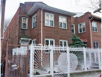 Bronx Multi Family 2-4 For Sale: 1860 South Andrews Avenue