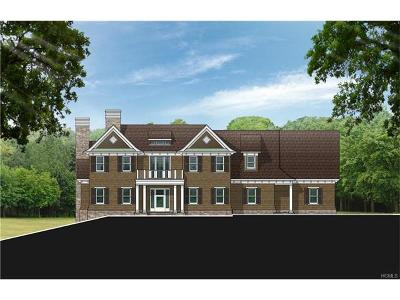 Chappaqua Single Family Home For Sale: 297 Bedford Road