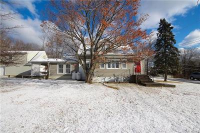 Goshen Single Family Home For Sale: 8 Storms Road