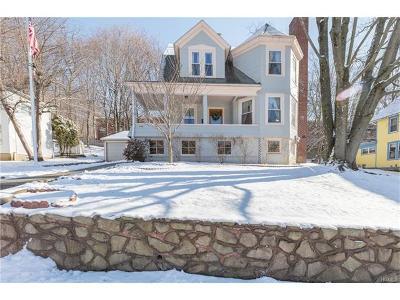 Croton-on-hudson Single Family Home For Sale: 148 Maple Street