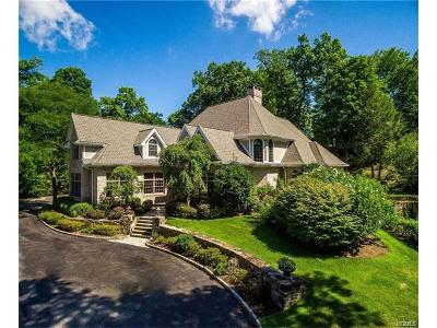 Armonk Single Family Home For Sale: 28 Wrights Mill Road