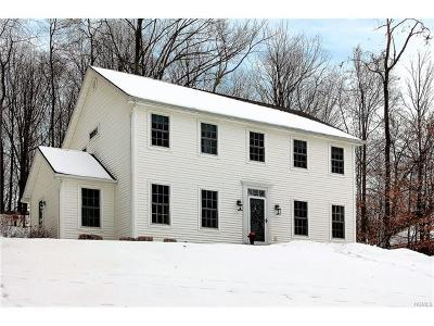 Montgomery Single Family Home For Sale: 125 Union School Road