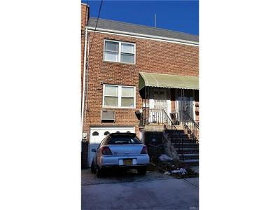 Bronx Single Family Home For Sale: 823 East 232nd Street