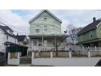 Port Chester Single Family Home For Sale: 60 Summerfield Place